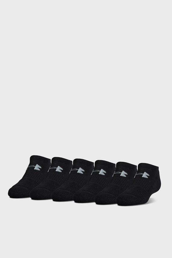 Детские черные носки Charged Cotton NS Youth