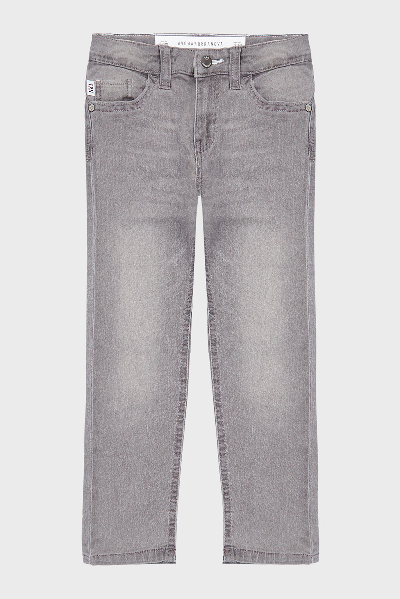 Детские серые джинсы Terranova Kids