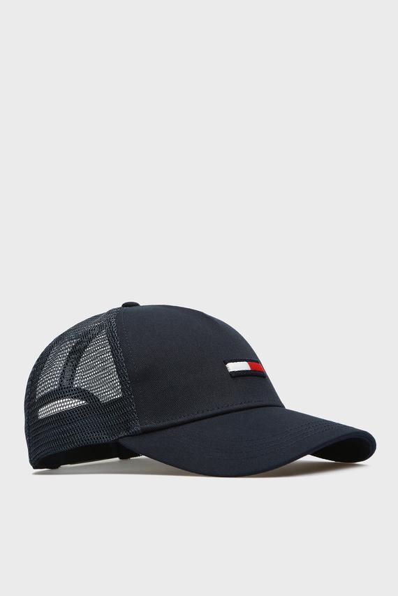 Темно-синяя кепка TJU TRUCKER FLAG