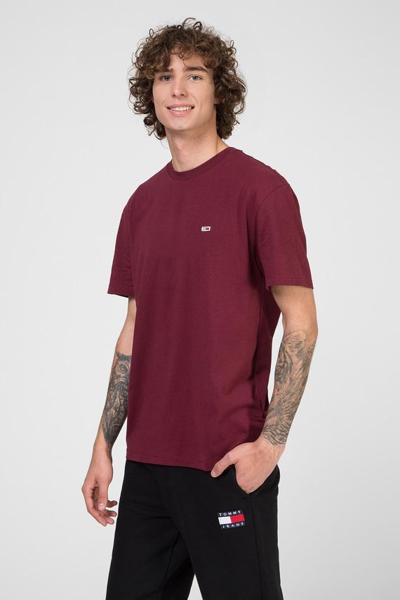 Мужская бордовая футболка TJM CLASSICS