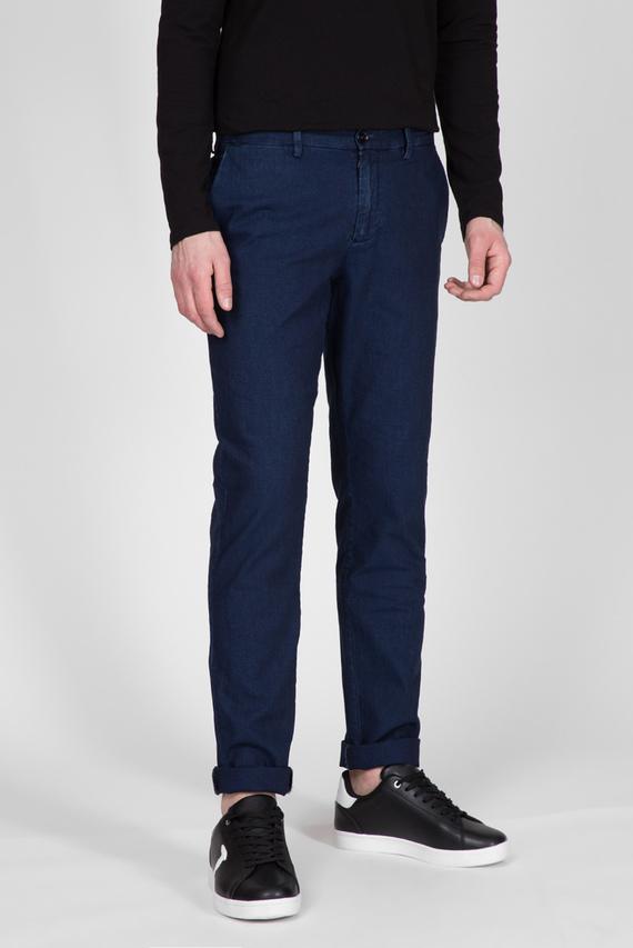 Мужские темно-синие брюки AVIATOR FIT DENIM CANVAS
