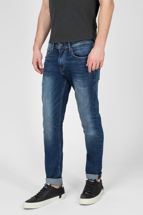Мужские синие джинсы Finsbury