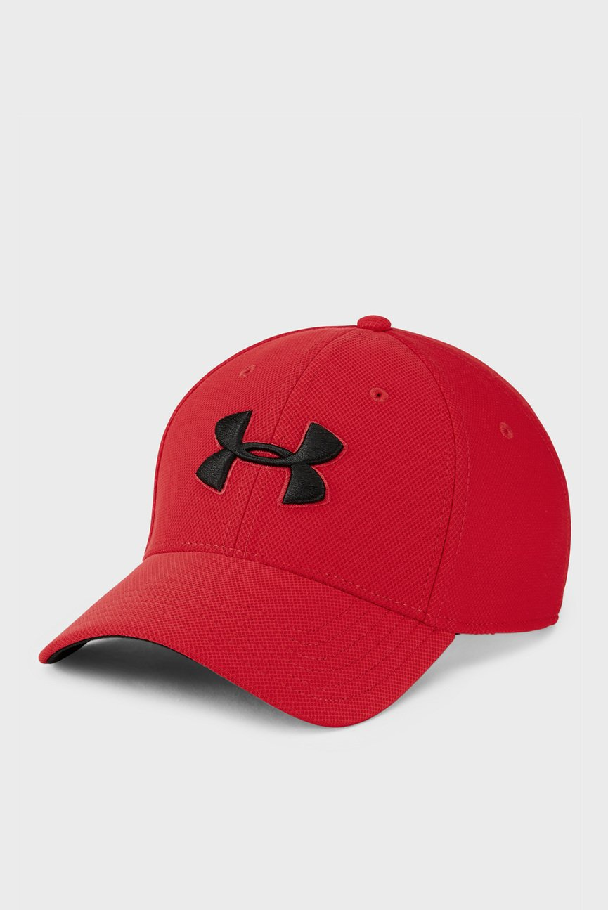 9a5118896 Мужская красная кепка Men's Blitzing 3.0 Cap Under Armour Мужская красная  кепка Men's Blitzing ...