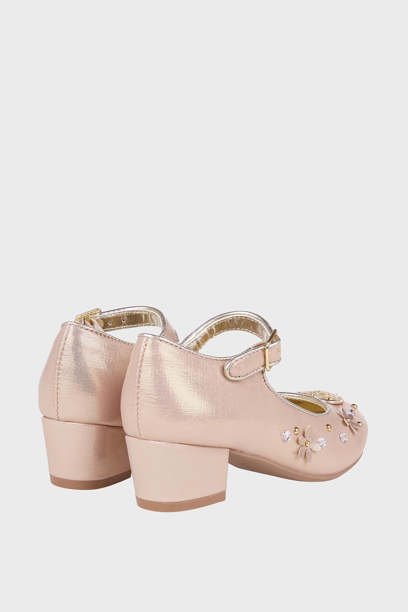 46356a6b Купить Детские розовые туфли Monsoon Children Monsoon Children 311032 – Киев,  Украина. Цены в интернет магазине MD Fashion