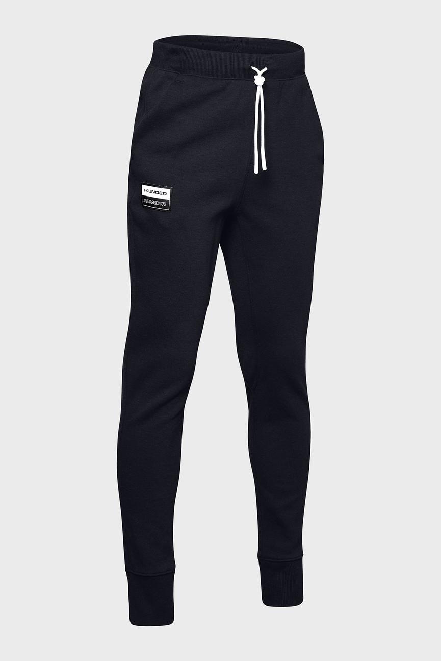 Детские черные спортивные брюки Unstoppable Double Knit Pant