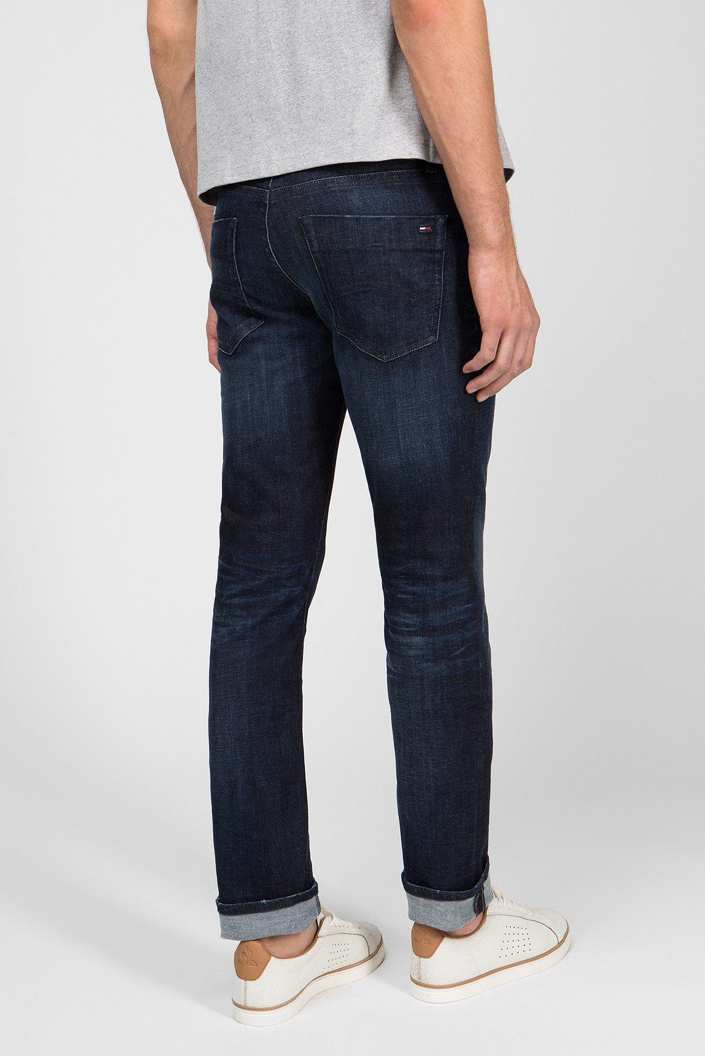 Купить Мужские темно-синие джинсы SLIM SCANTON Tommy Hilfiger Tommy Hilfiger DM0DM04945 – Киев, Украина. Цены в интернет магазине MD Fashion