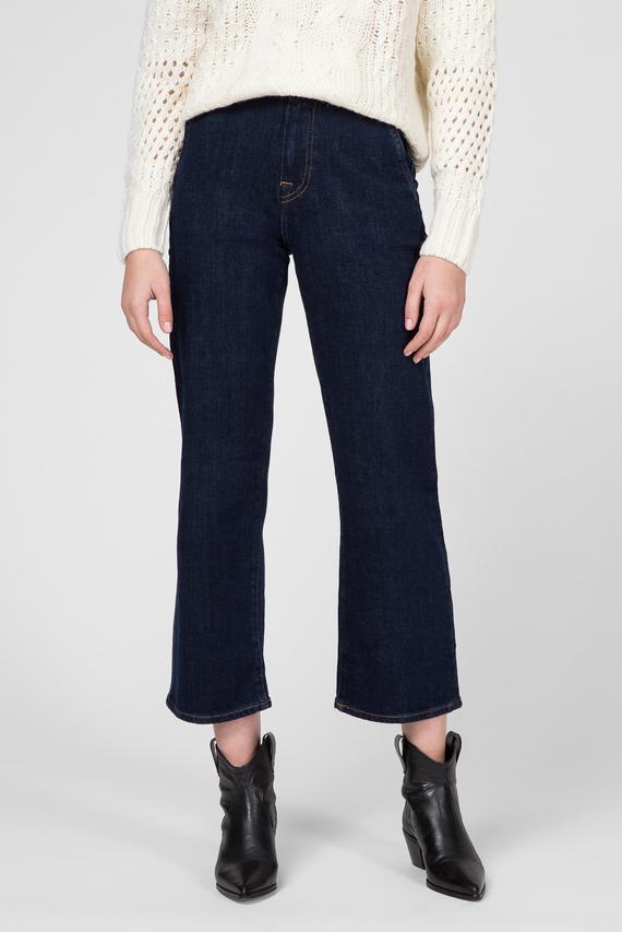 Женские темно-синие джинсы IVORY
