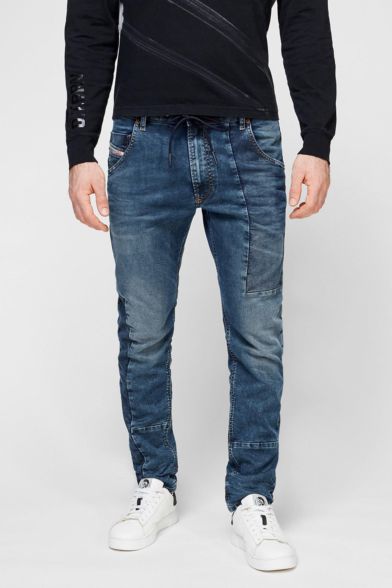 Чоловічі сині джинси KROOLEY 1