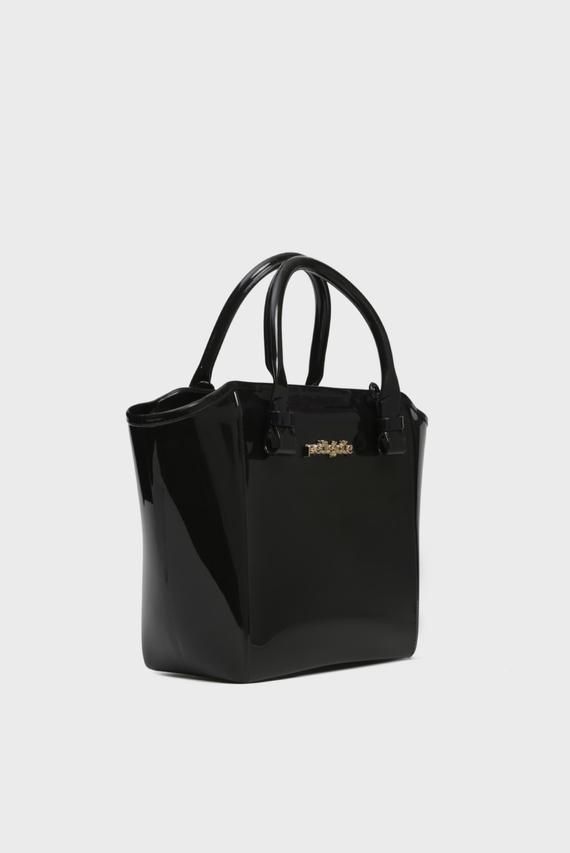 Женская черная сумка на плечо EXPRESS