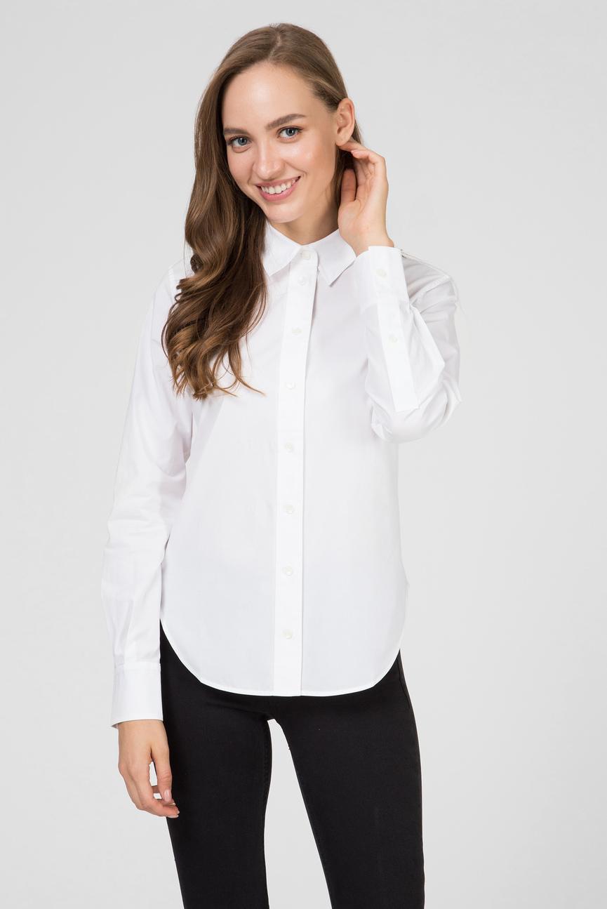 Женская белая рубашка CLASSIC