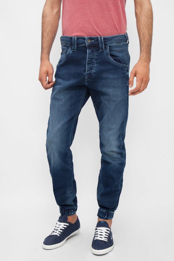 Мужские синие джинсы GUNNEL