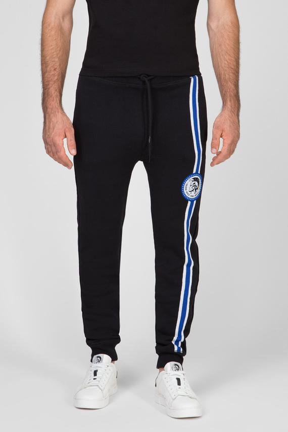 Мужские черные спортивные брюки BMOWT-PETER