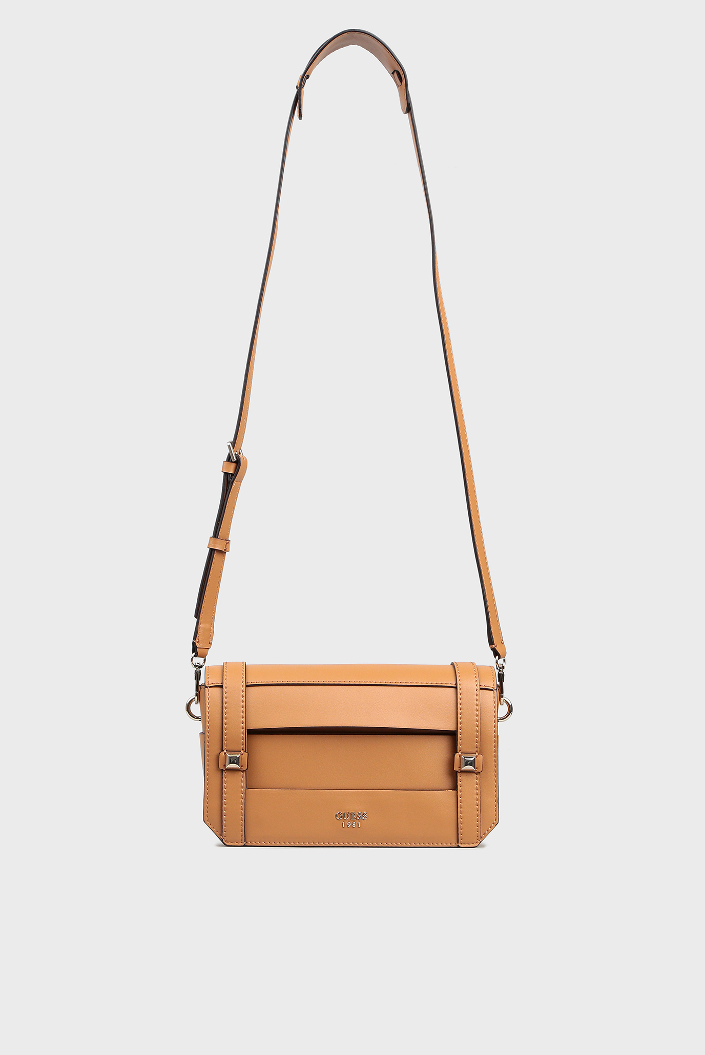 cb4d8b7461e2 Купить Женская рыжая сумка через плечо Guess Guess HWTG6860210 – Киев,  Украина. Цены в интернет магазине MD Fashion