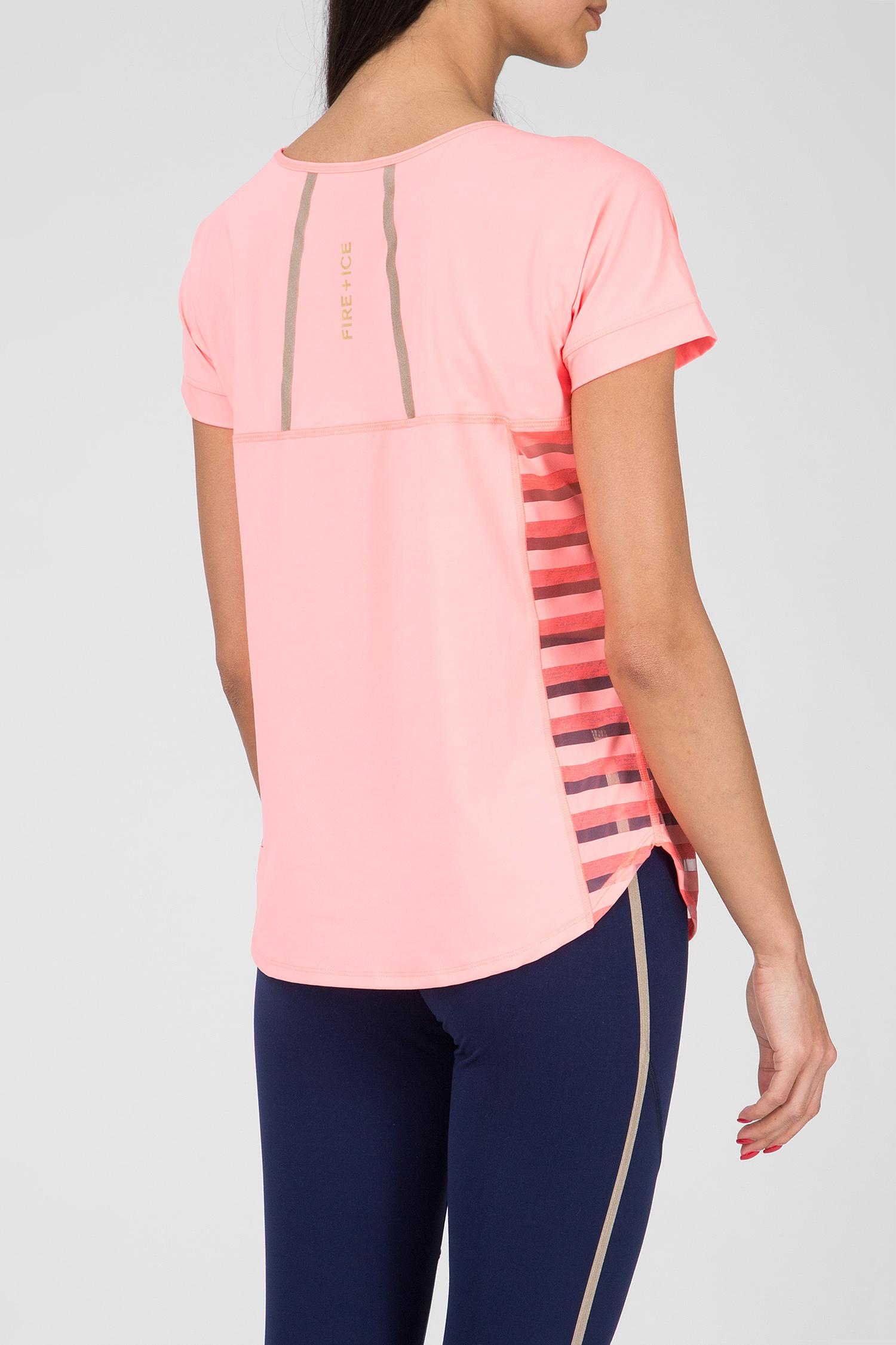 Купить Женская розовая футболка Bogner (F+I) Bogner (F+I) 5482-4574-634 – Киев, Украина. Цены в интернет магазине MD Fashion