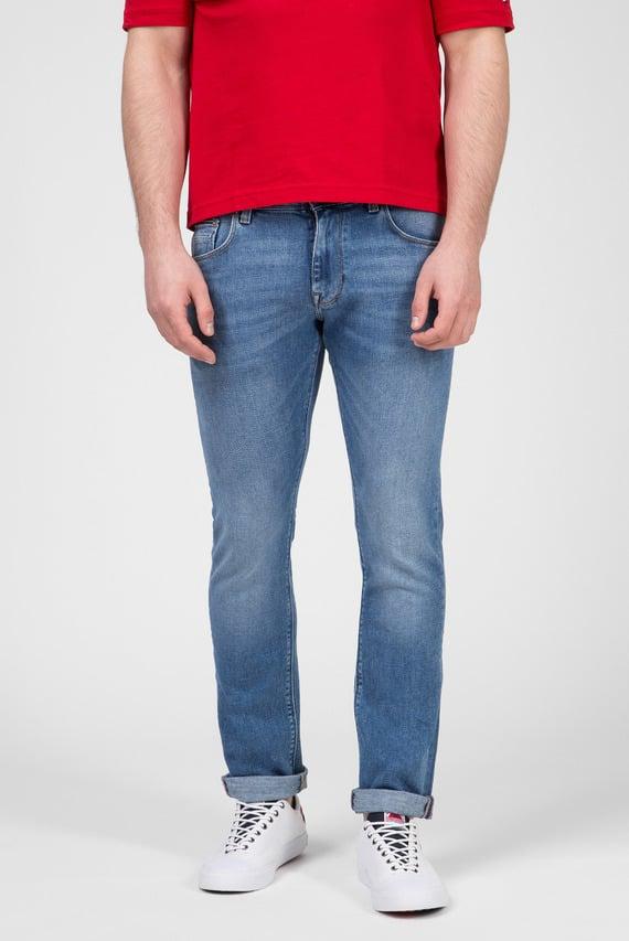 Мужские синие джинсы STRAIGHT DENTON STR KUNA
