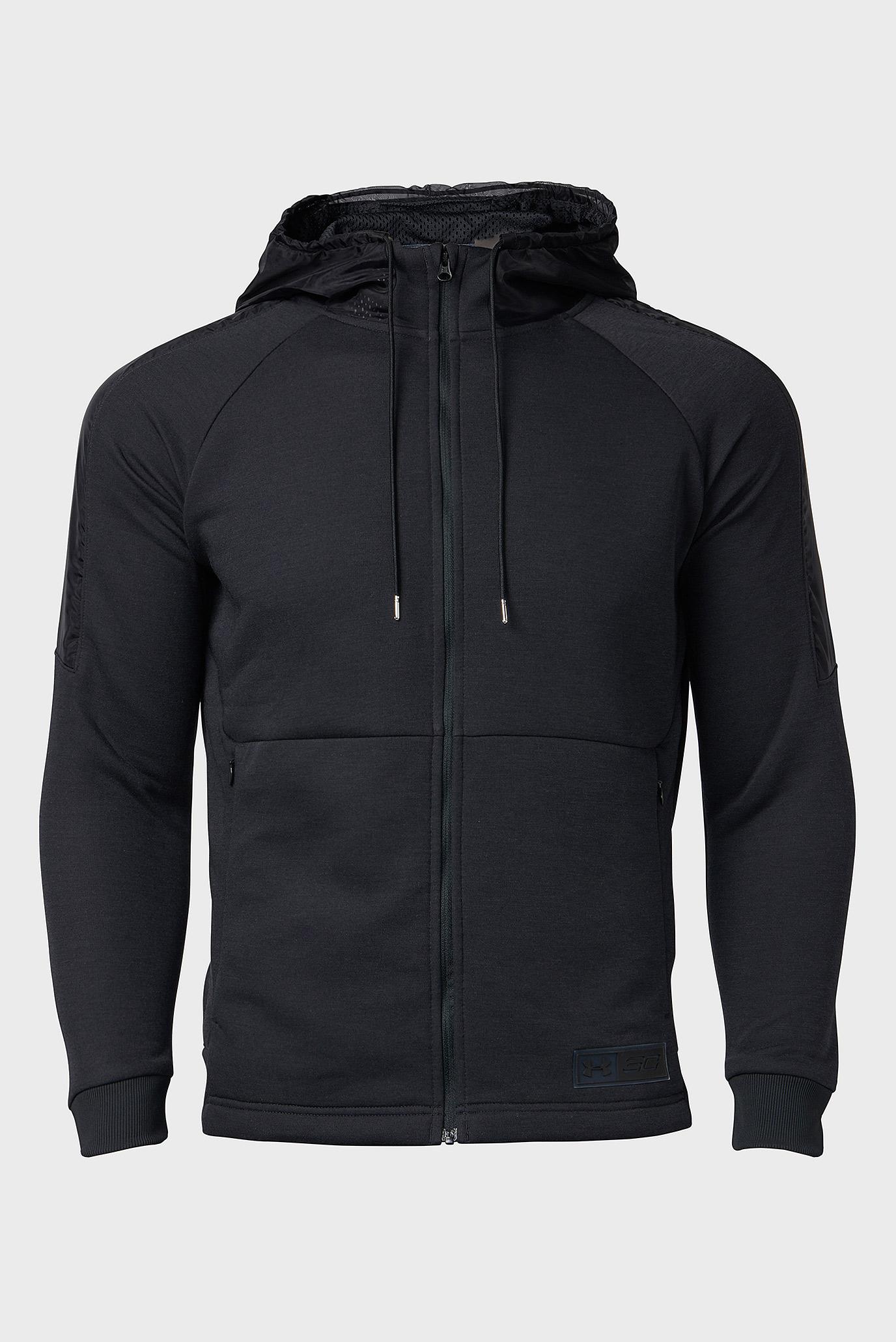 Купить Мужское черное худи SC30 ULTRA PERF Under Armour Under Armour 1326738-001 – Киев, Украина. Цены в интернет магазине MD Fashion