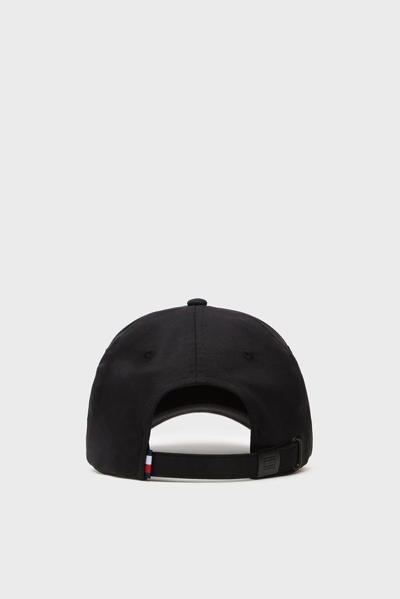 Мужская черная кепка ICON EMBROIDERY