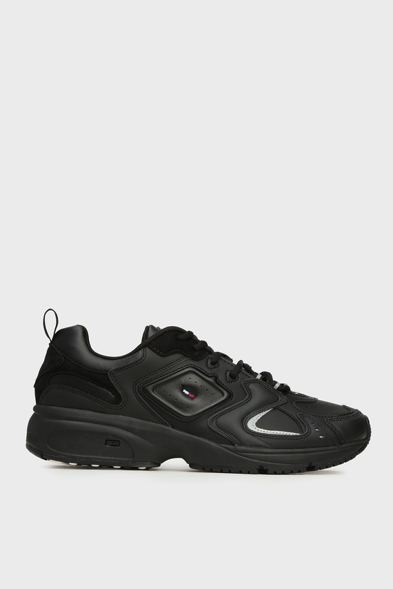 Мужские черные кроссовки HERITAGE