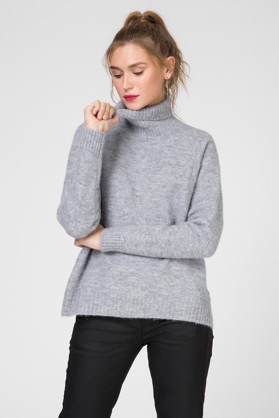 Женский серый свитер Terrapin