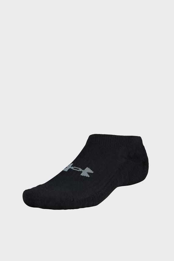 Черные носки UA Training Cotton NS (3 пары)