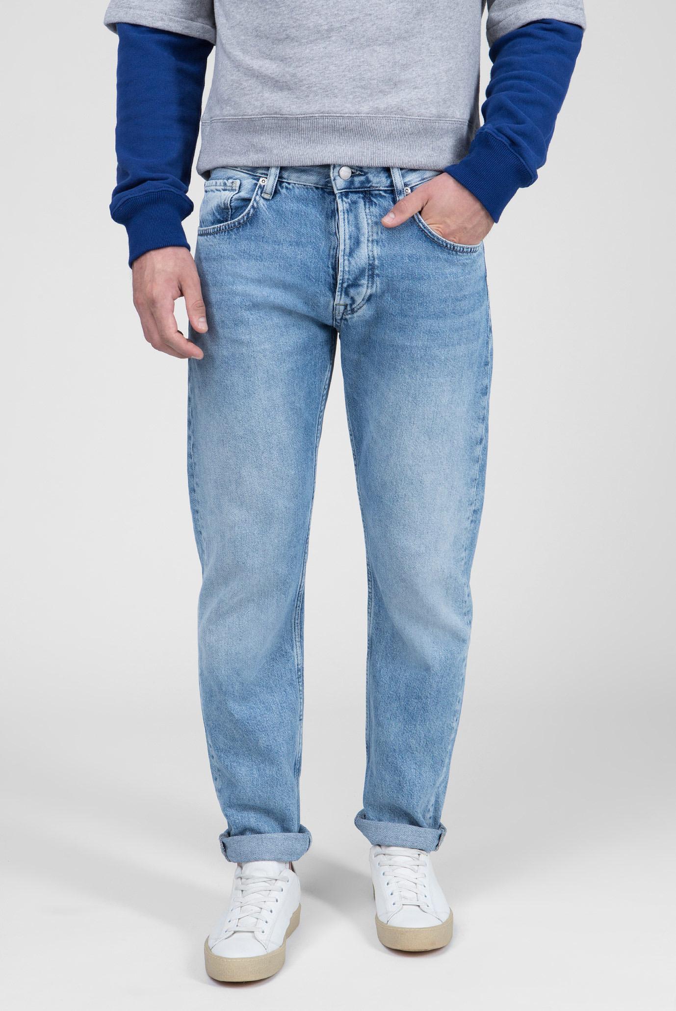 Мужские голубые джинсы CALLEN 1