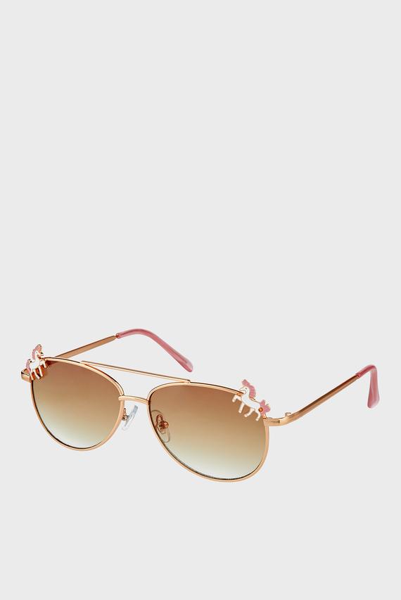 Детские солнцезащитные очки UNICORN AVIATOR