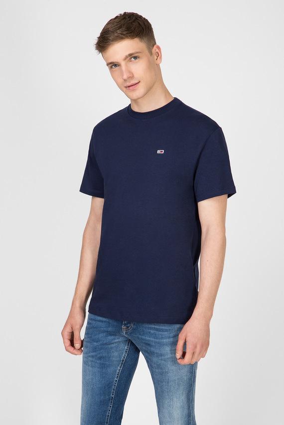 Мужская темно-синяя футболка TJM TOMMY CLASSICS