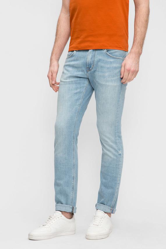 Мужские синие джинсы DENTON