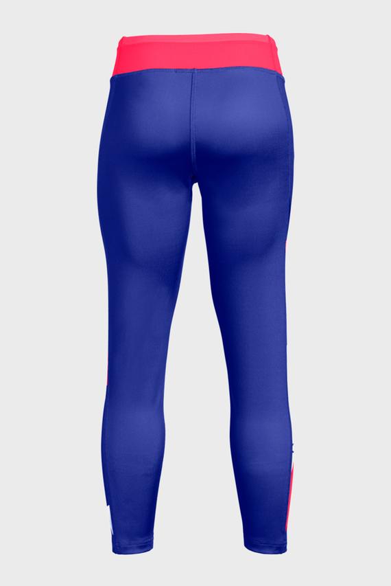 Детские фиолетовые тайтсы Infinity Ankle Crop