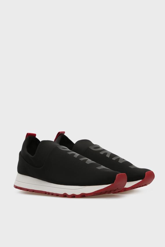 Женские черные кроссовки JADYN