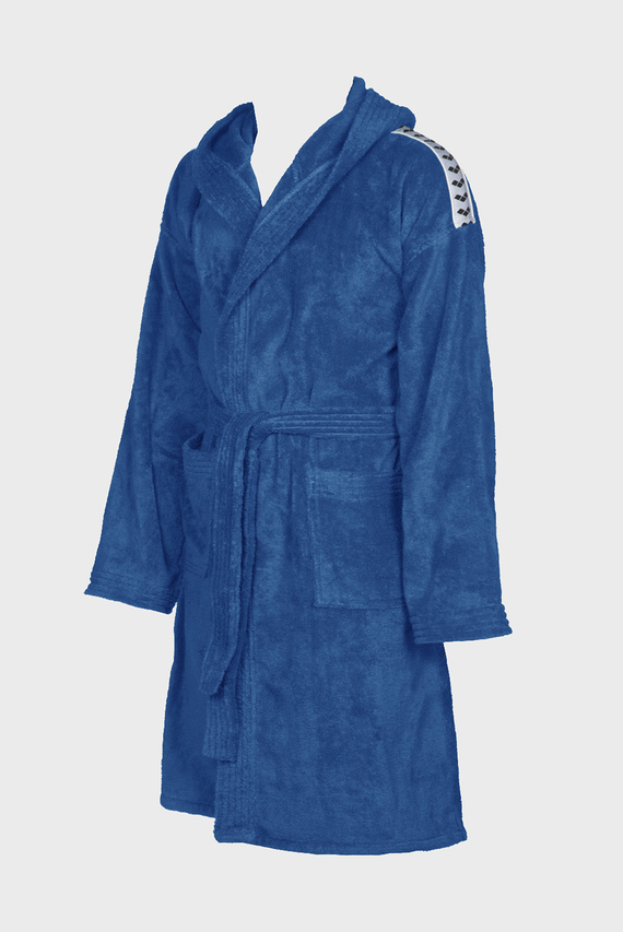 Детский синий халат CORE SOFT