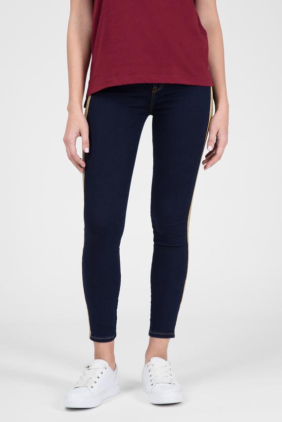 Женские темно-синие джинсы ICON COMO RW ANKLE AGATHA