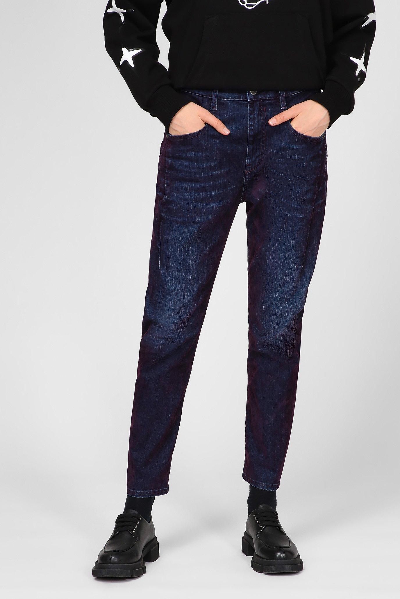 Женские темно-синие джинсы D-FAYZA-SP4 L.34 1