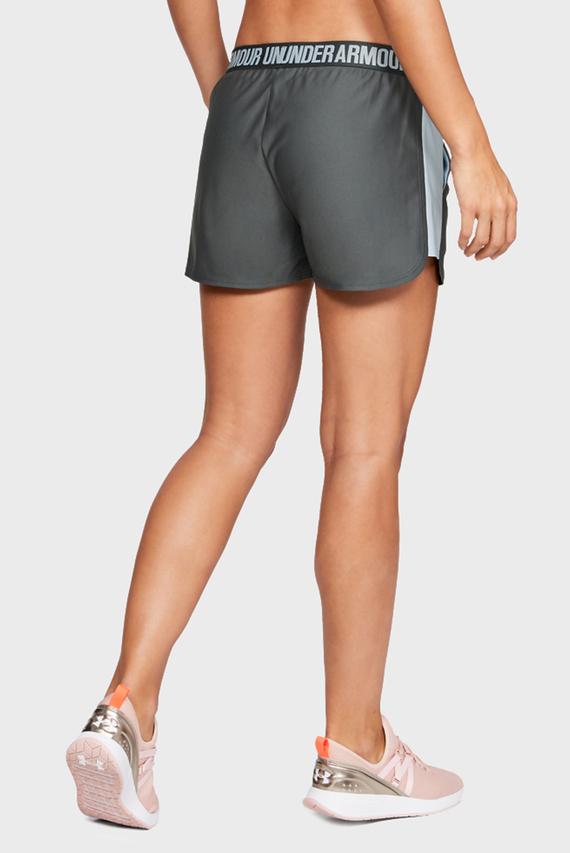 Женские серые шорты Play Up Short 2.0 048