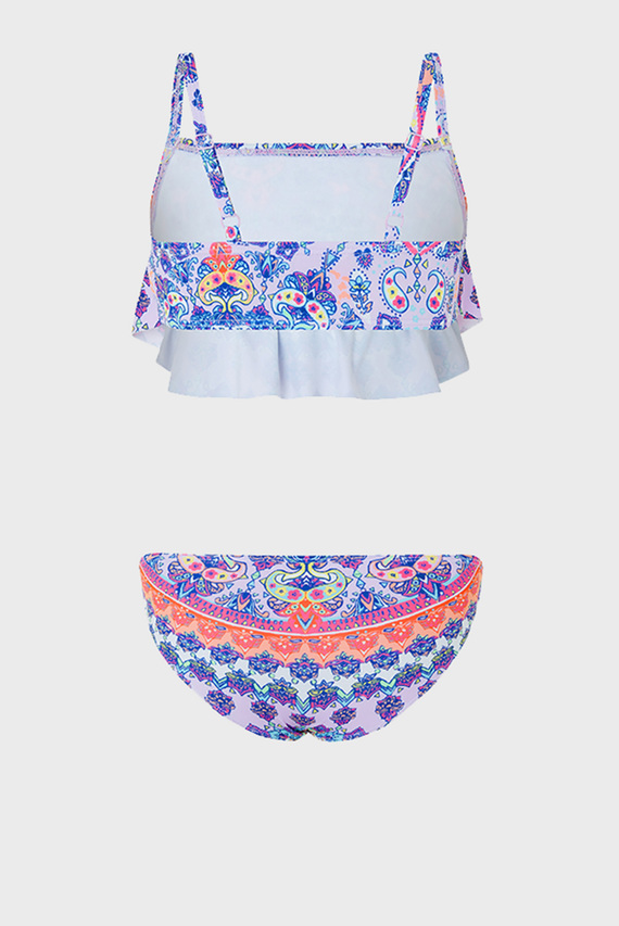 Детский фиолетовый купальник Millie Bikini