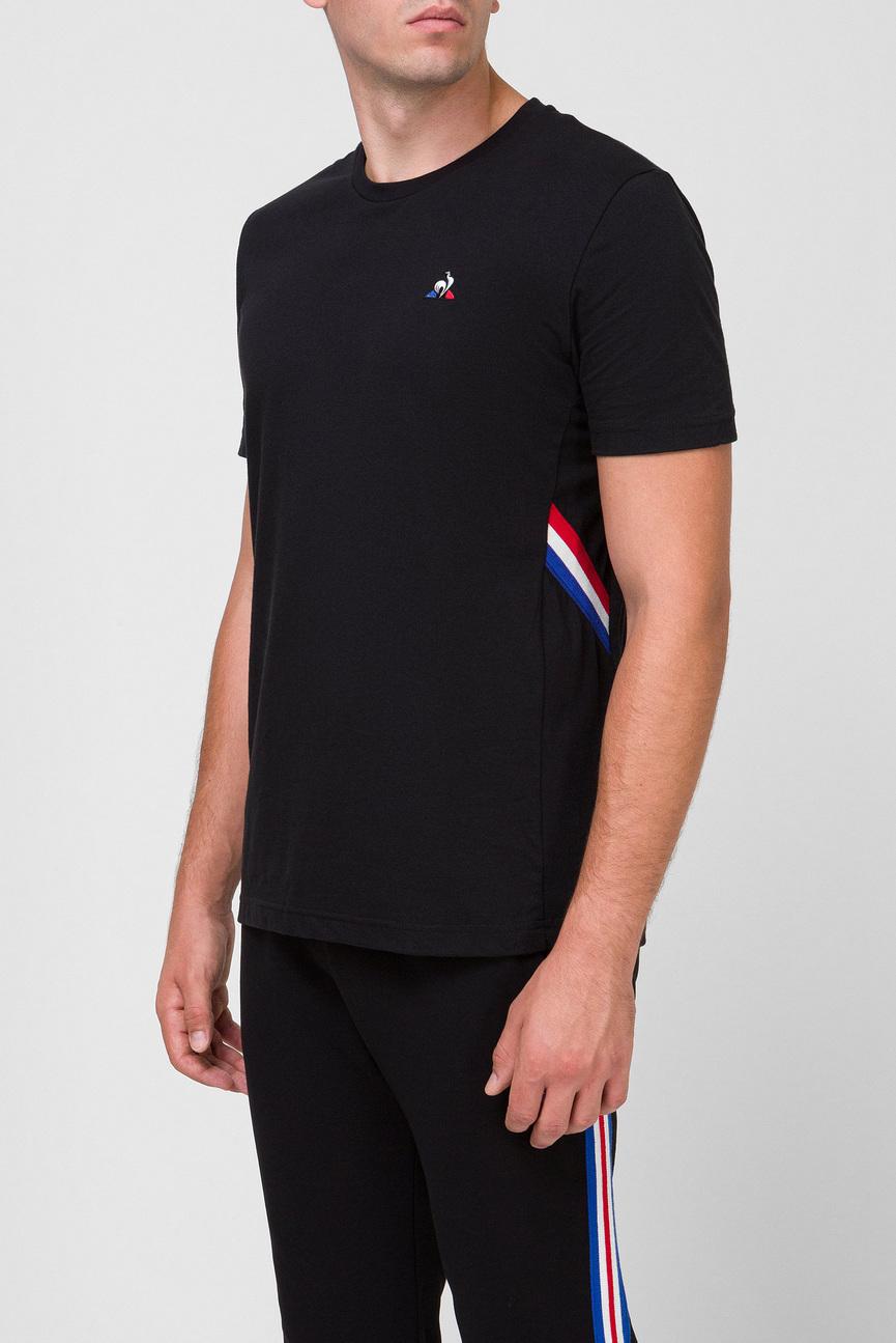 Мужская черная футболка ESS TEE SS N2 M