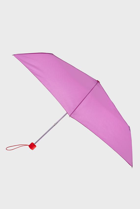 Женский фиолетовый зонт COLOUR BLOCK UMBRELL