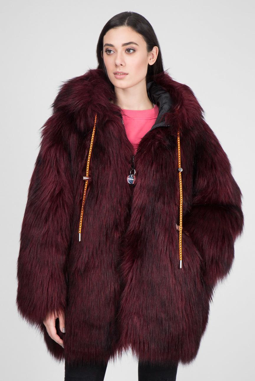 Женское двустороннее пальто L-WISKE