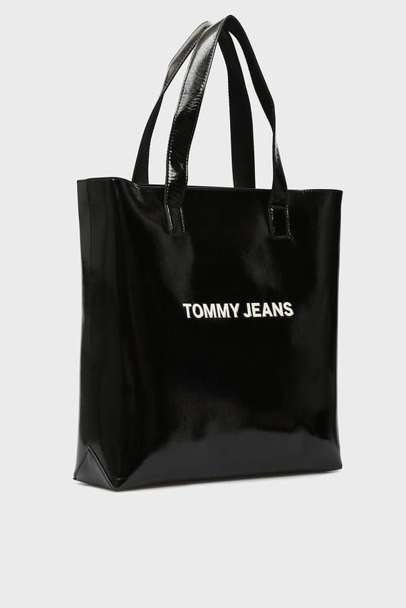 Женская черная сумка на плечо TJW MODERN