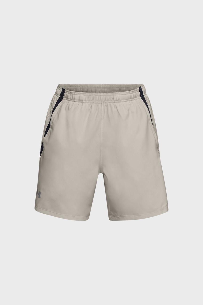 Мужские серые шорты UA LAUNCH SW