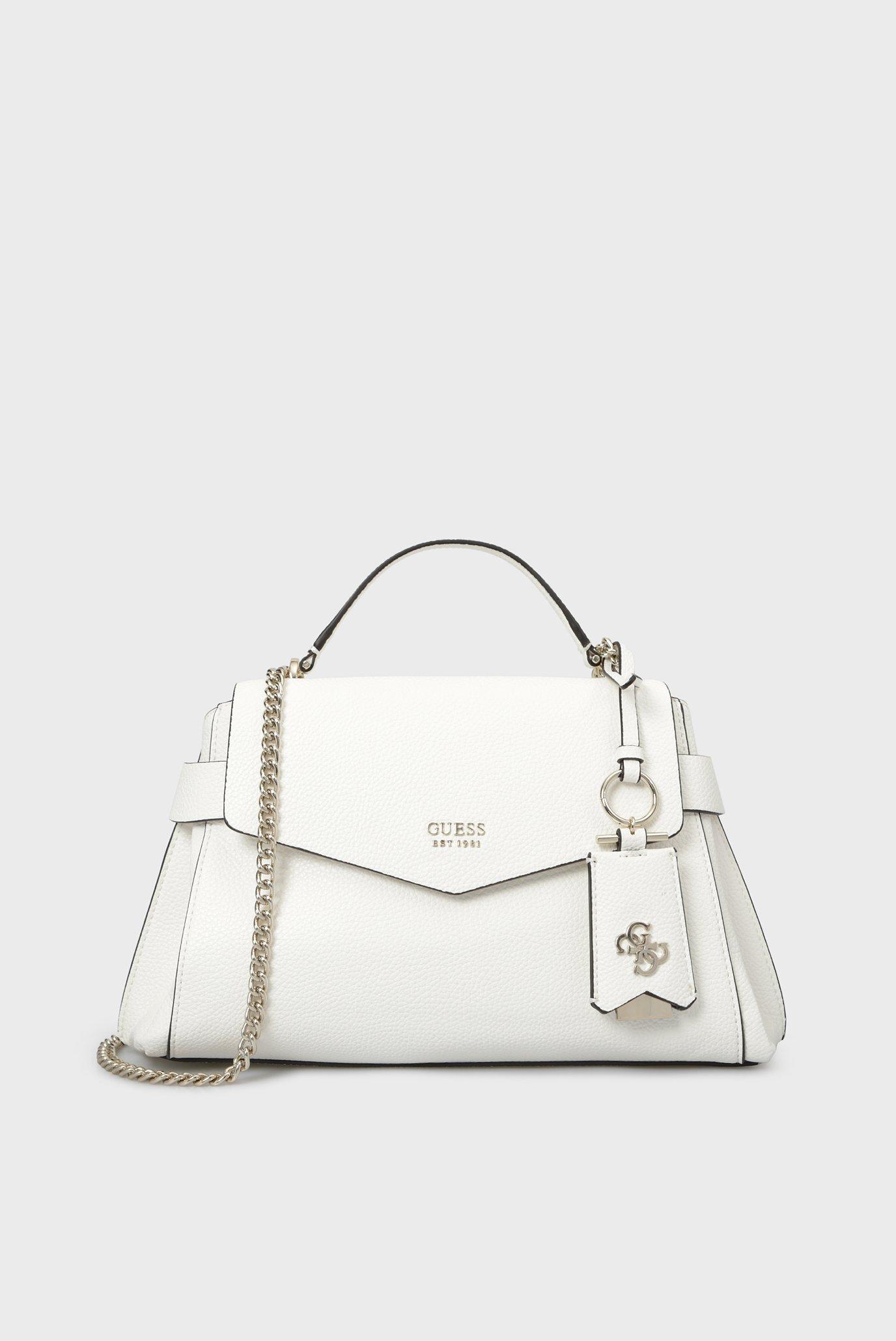 41f1d7e23a9c Купить Женская белая сумка на плечо COLETTE Guess Guess HWVG7293200 – Киев,  Украина. Цены в интернет магазине ...