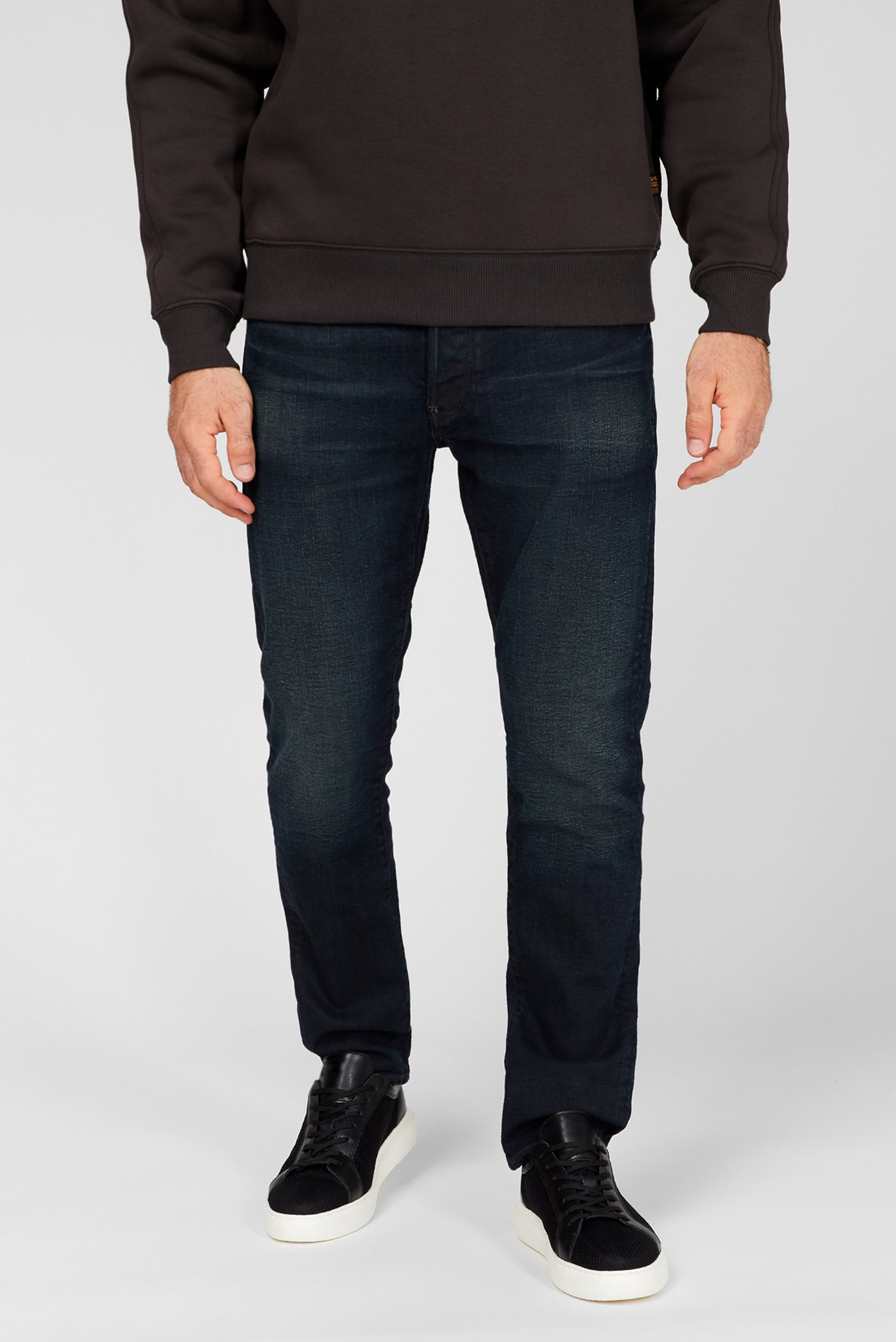 Мужские темно-синие джинсы G-bleid Slim C 1