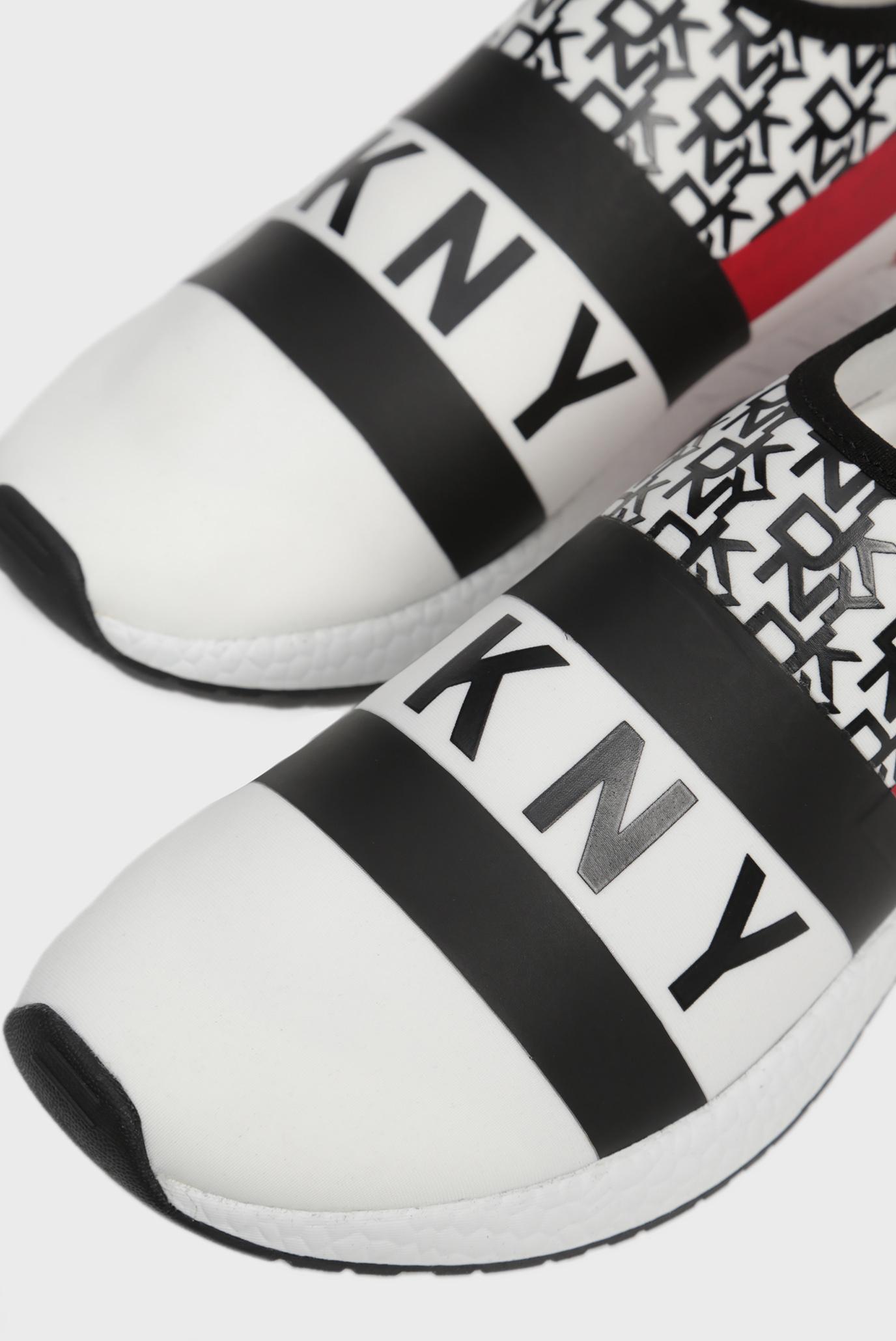 Купить Женские белые кроссовки REESE DKNY DKNY K1920337 – Киев, Украина. Цены в интернет магазине MD Fashion