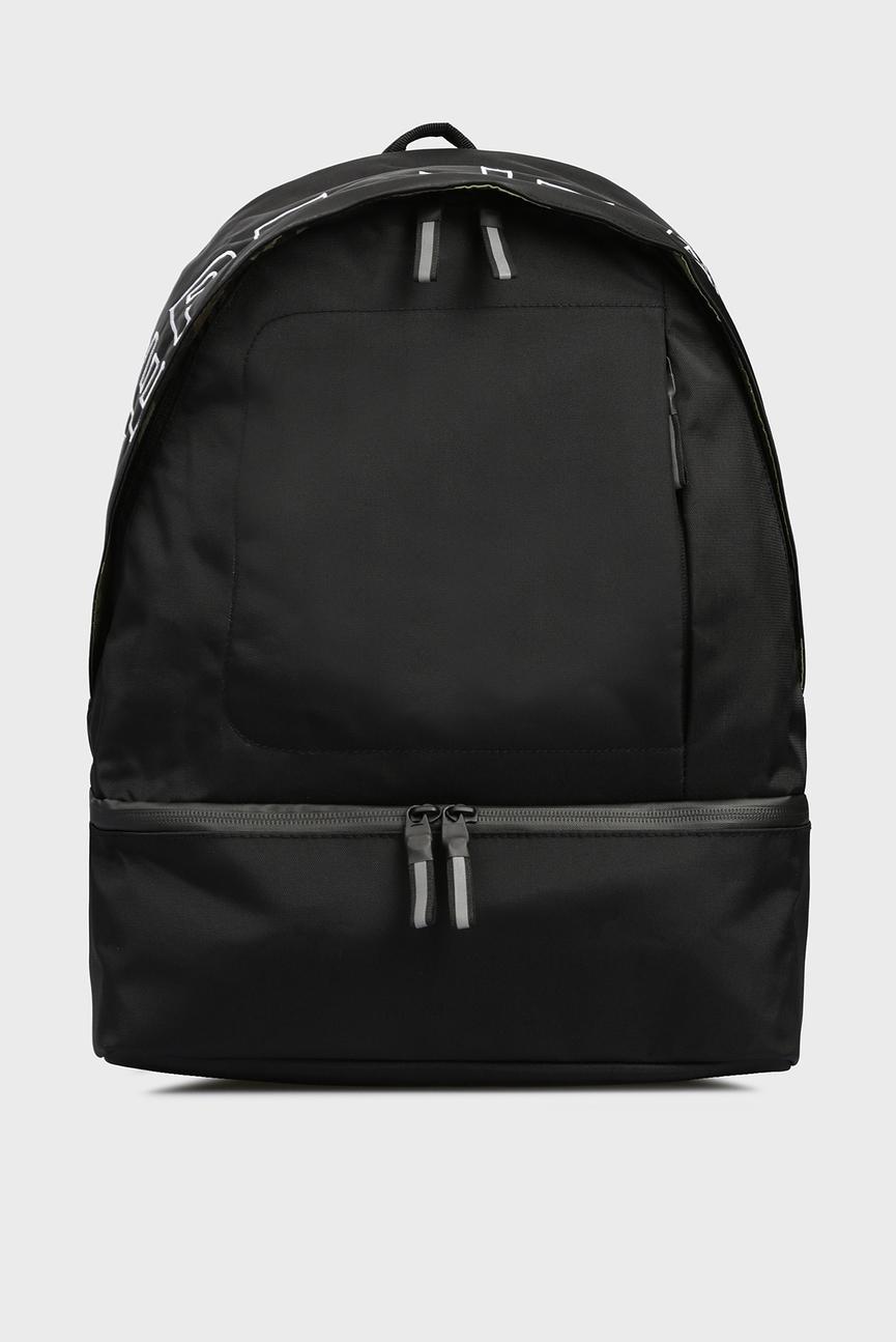 Мужской черный рюкзак LEONGS