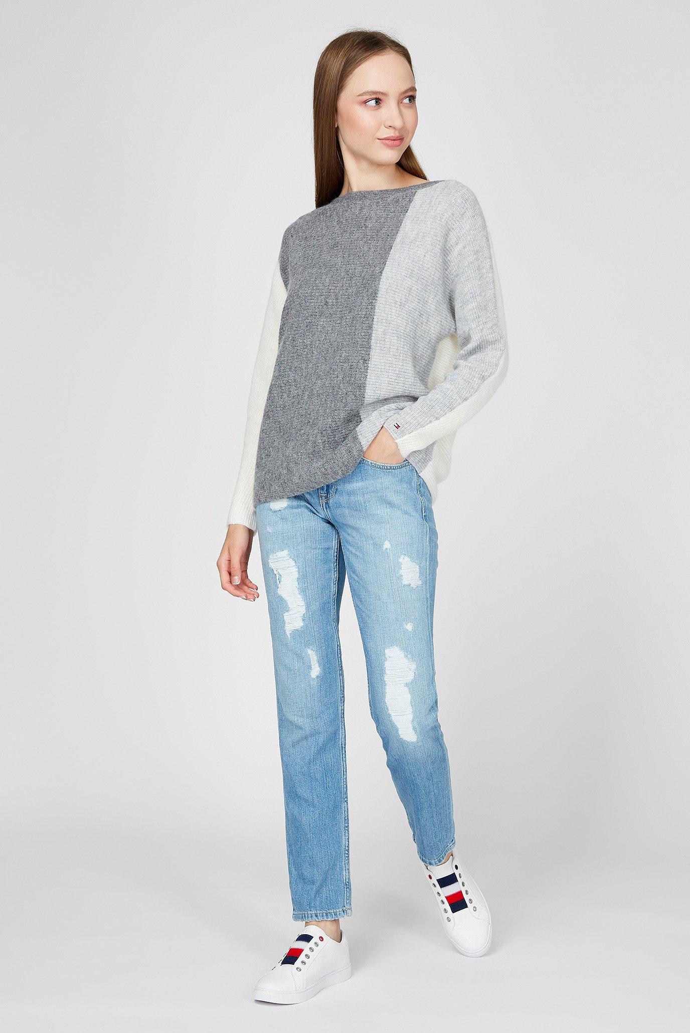Женские голубые джинсы BOYFRIEND RW FAME Tommy Hilfiger