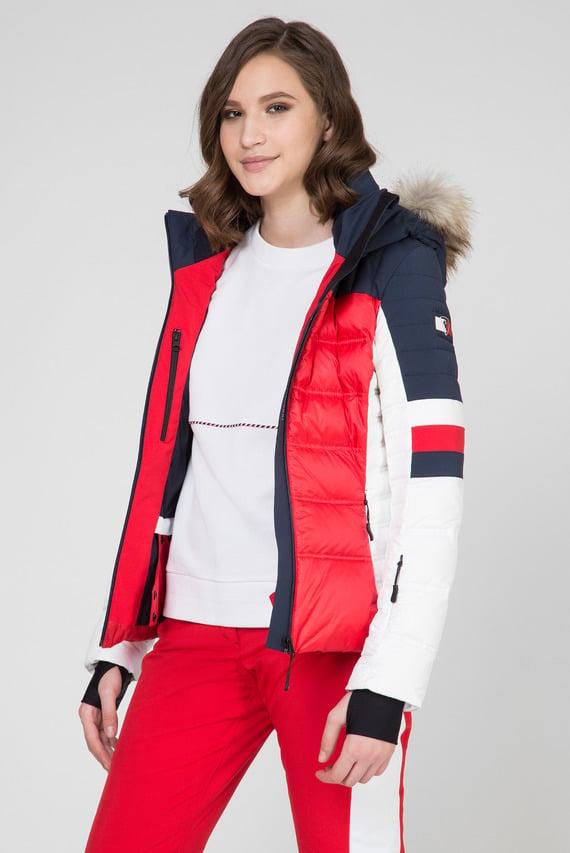 Женский лыжный пуховик THXR 2 WAY STRETCH