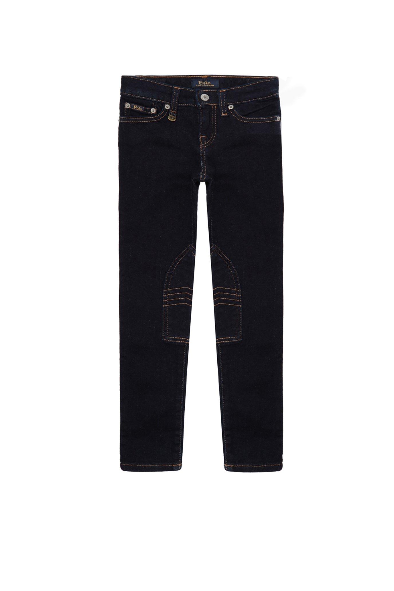 Дитячі темно-сині джинси 1