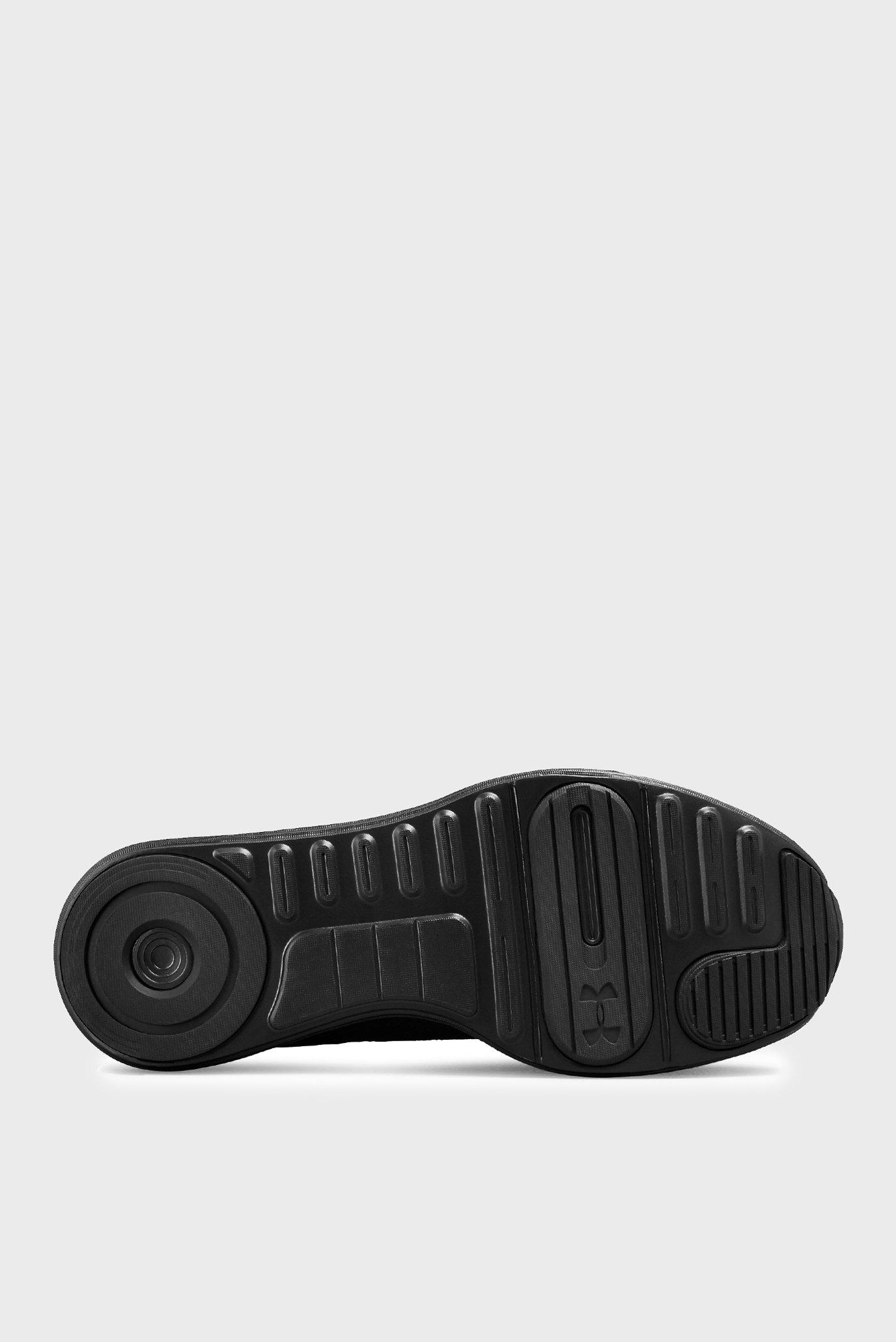 Мужские черные кроссовки UA Surge Under Armour