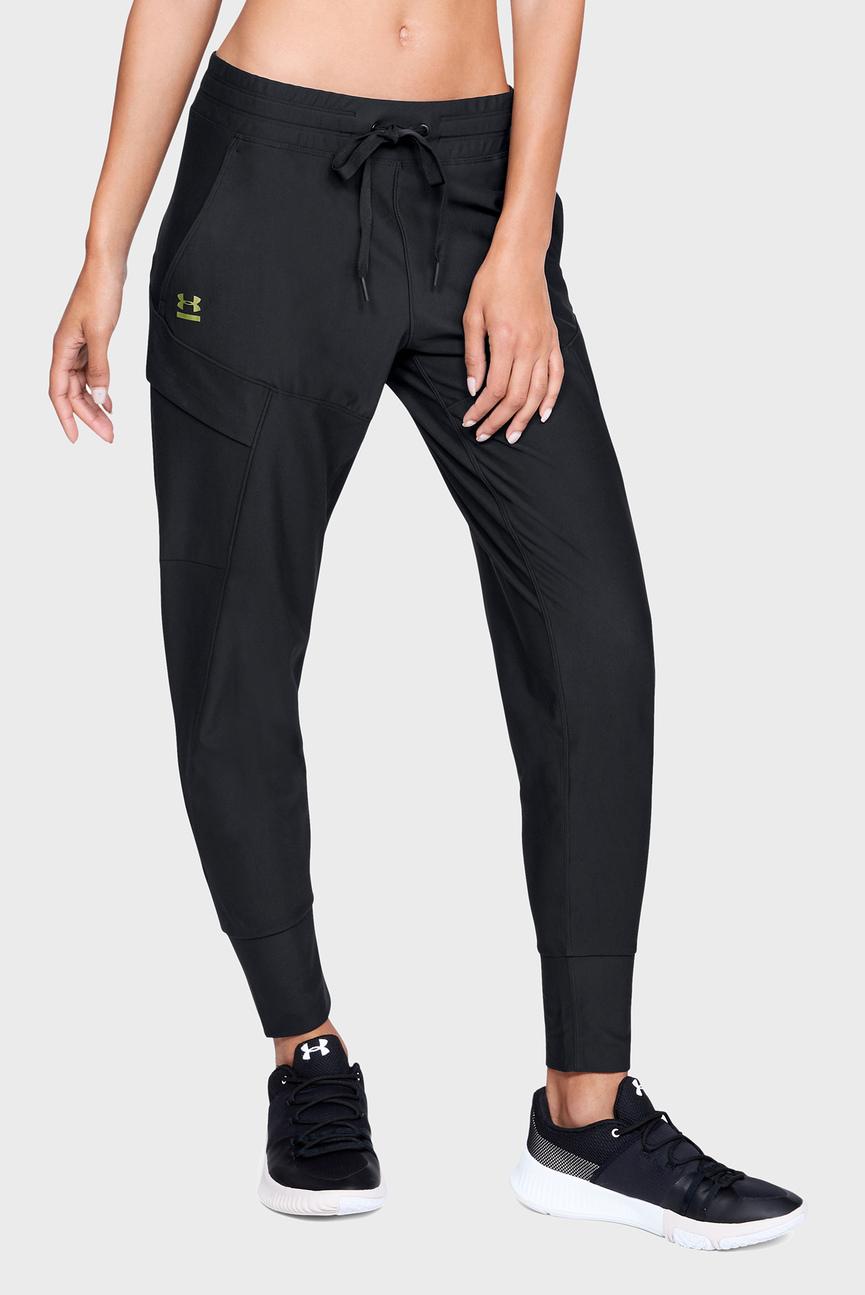Женские черные спортивные брюки Perpetual Jogger