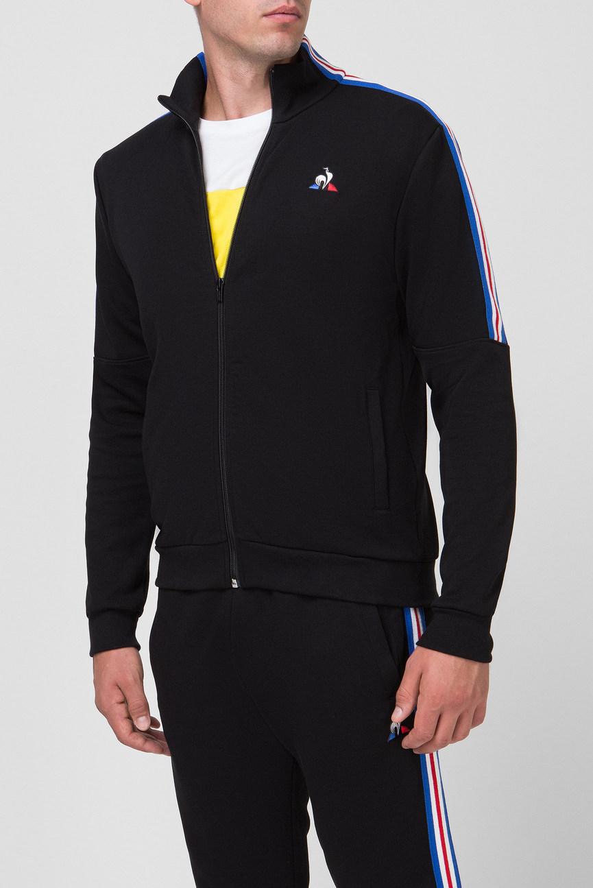 Мужская черная спортивная кофта TRI SAISON FZ SWEAT N3 M